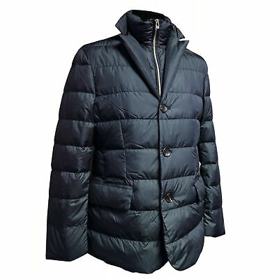 buy popular a8fc4 3485f F32 ITALY SPECIAL 90/10 REAL DOWN MAN WINTER COAT ELEGANT Jacket Piumino  Piuma