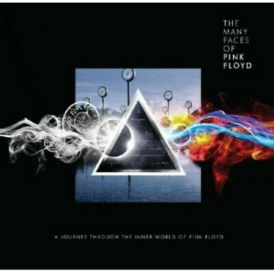Many Faces Of Pink Floyd (2013, CD NEU)3 DISC SET