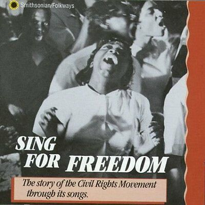 Sing For Freedom - Civil Rights Songs (1993, CD NEU)
