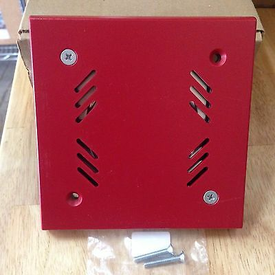 Faraday 6250 Horn (Red)