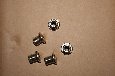 Campagnolo x 5 Triple Crank to Ring Chainring Bolts