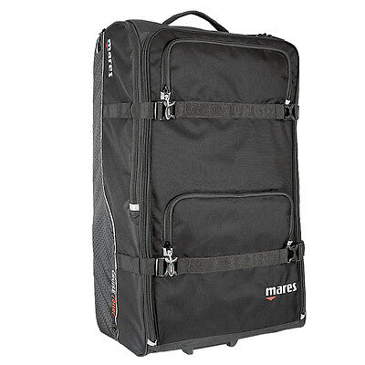 Mares Cruise Roller Foldable Lightweight Wheeled Dive - Travel Bag