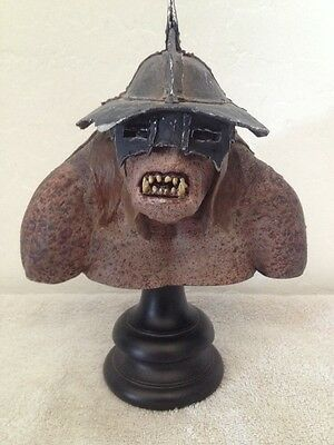 Lord of the Rings Sideshow CATAPULT TROLL Bust