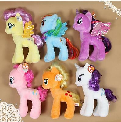 7.8 inch My Little Pony Plush dolls Ideal Christmas Gift