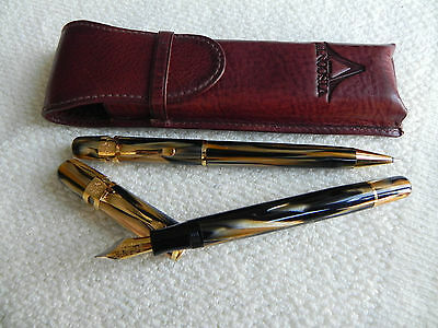 PENNA STILOGRAFICA E BIRO VISCONTI RAGTIME Fountain Pen RAGTIME 鋼筆 STYLO PLUMA