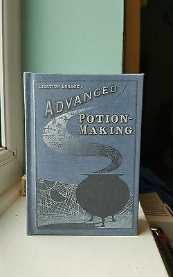 Harry Potter Advanced Potions Making- A6 - Blank Page Sketch Book / Notebook