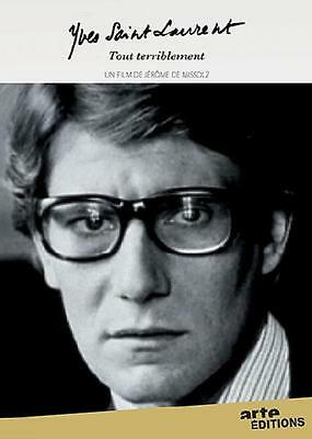 Yves Saint Laurent, tout terriblement (DVD)