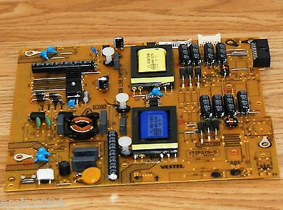 """Power Supply Psu For Digihome 39Dled167 39"""" Lcd Tv 17Ips19-5 V.1 061112 23090002"""