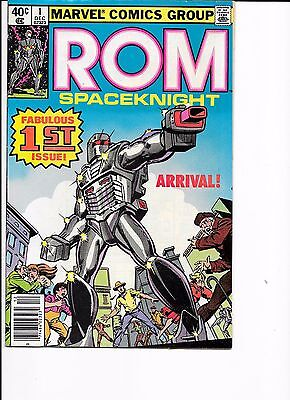 Marvel Comics Rom Spaceknight 1st Issue No 1 VFN Cents Copy