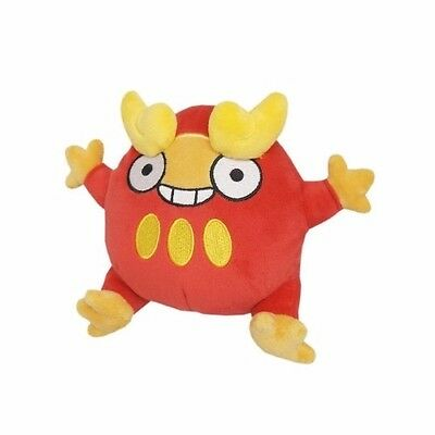 "Brand New Sanei Pokemon Go All Star Collection PP47 Darumaka 5"" Stuffed Plush"