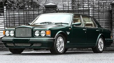 Very Rare Bentley Brooklands R Mulliner 12/100 Jack Barclay Ltd Edition