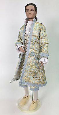 2007 Paris Doll Festival Tonner Versailles Courtier Prince Charming Used