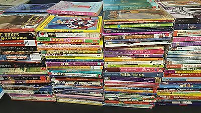 Lot of 30+ Assorted Children's Chapterbooks (Paperback) #995