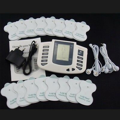 Electronic Body Slimming Massage Muscle Relax Pain Relief Acupuncture Machine