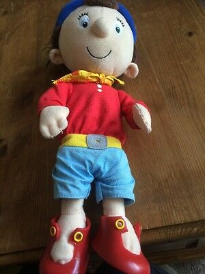 """Rare 16"""" singing official Noddy toy Golden Bear - Tested & working"""