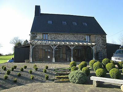 Beautiful French Farm House, 4 bed, 1.5 acres, Sourdeval, Normandy