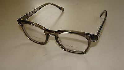 Vintage AO Steampunk Industrial Safety Glasses Goggles Eyeglass Frames