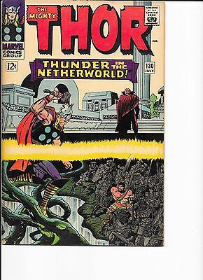 Marvel Comics The Mighty Thor Issue No 130 FN? Hercules