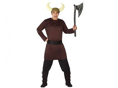 Costume Adulte Homme Viking Taille M/L
