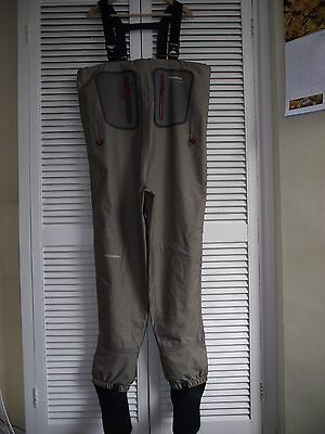Snowbee Prestige  Breathable Stockingfoot Chest Wader Size Medium