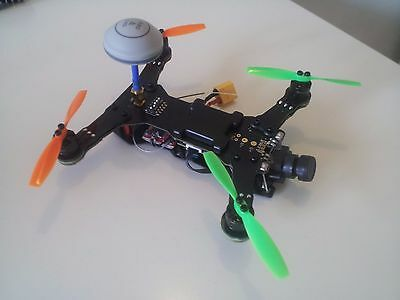 RC quadcopter DYS x160 v3