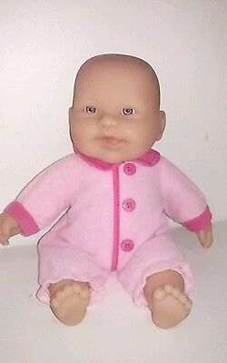 BERENGUER 29cm Baby Doll soft body vinyl arms and legs Exc Cond