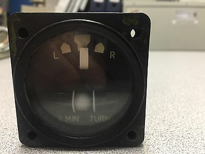 Bell Helicopters Turn and Slip Indicator P/N 206-070-274-5