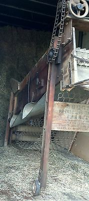 Boggs Potato and Onion Grader Sorter Vintage Wood antique