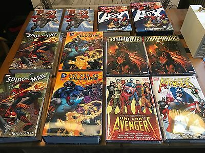 Marvel & DC Trade Paperbacks & Hardcovers - New