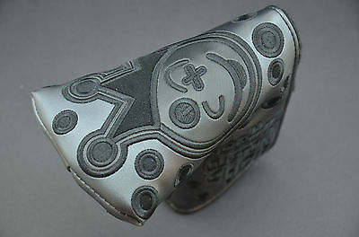 IN STOCK! Scotty Cameron Custom Shop GoLo BLACK Jackpot Johnny Putter Cover