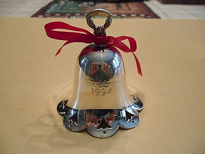 Towle Silversmiths 1994 Bell
