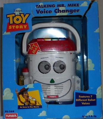 Toy Story 1996 Mr Mike  original packaging