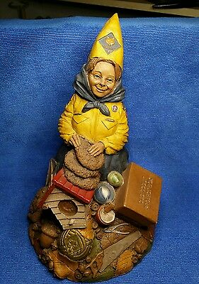 """Tom Clark """"Den Mother"""" 1994, 8 1/2 inches tall."""