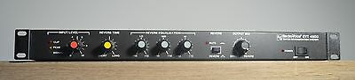 ElectroVoice EVT4500 Tapco Spring Reverb Rack Unit Fully Tested Working