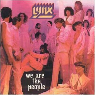 We Are The People - Lynx (2006, CD NEU)