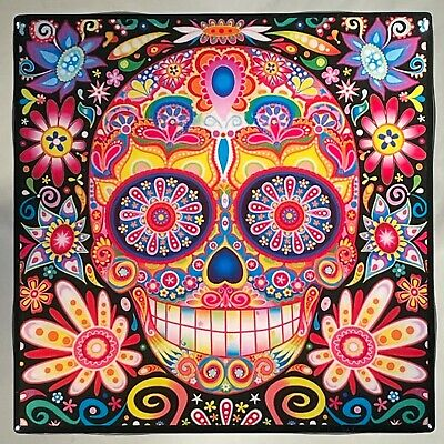 Day of the Dead Ceramic Tile Coaster