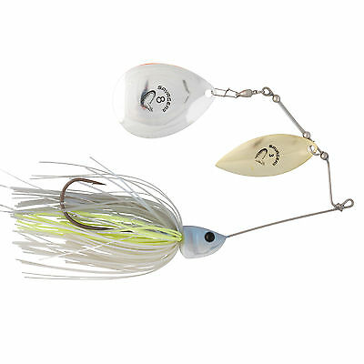 Savage Gear DA Bush Spinnerbait 32g Blue Silver Shad