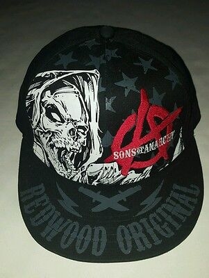 Sons of anarchy snap back Hat
