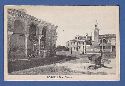Torcello - Piazza - Fp-Nv - [H-133]
