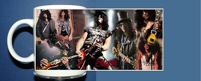 SLASH - GUNS N' ROSES - Collage Photo Mug
