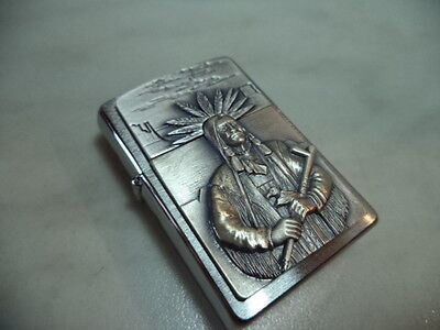 Zippo Accendino Lighter Serie Indians  Modello 1 New