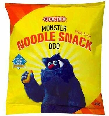 Mamee Noodle Bbq 25g x 44