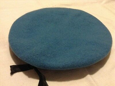 'Le Centurion' Child's Blue Genuine French Vintage Wool Beret