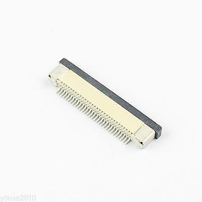 10Pcs FPC FFC 0.5mm Pitch 30 Pin Drawer Type Flat Cable Connector Bottom Contact