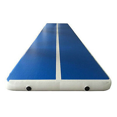 Tumble Track Inflatable Air Mat For Gymnastics Schools Leisure Centres