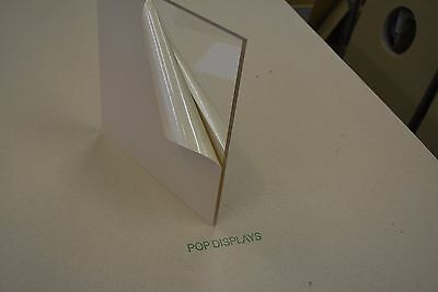 "ACRYLIC SHEET CLEAR    1/4"" x 12"" x 8"""