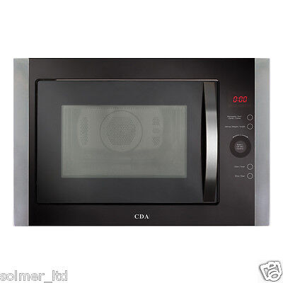 CDA Built-in Microwave Oven/Grill & Convection Oven VM451SS - 11753