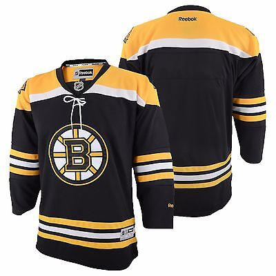 Youth S/M  Boston Bruins Premier Home Jersey EB83*