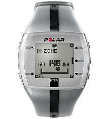 POLAR FT4 Training Computer Watch and Heart Rate Monitor