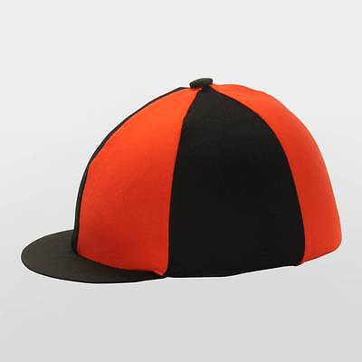 Hy hat silks two-tone colours